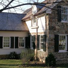 Traditional Exterior by EC Trethewey Building Contractors, Inc.