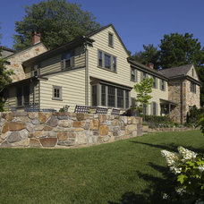 Traditional Exterior by Hanson General Contracting, Inc.