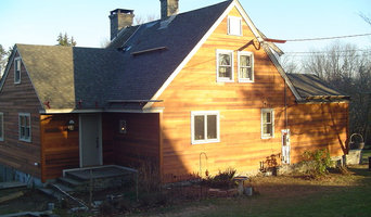 Chestnut Hill siding and trim job