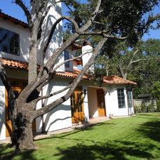 Mediterranean Exterior by Jewel Box Homes - Robert Latham, GMB