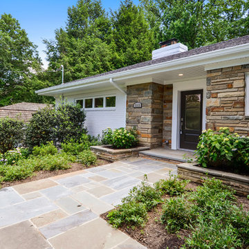 Chevy Chase Contemporary Renovation