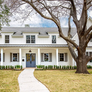 Cheyenne Transitional Farmhouse