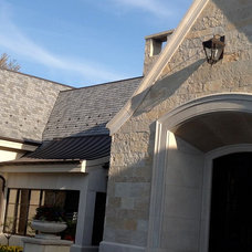 Traditional Exterior by Barbara Page Interiors
