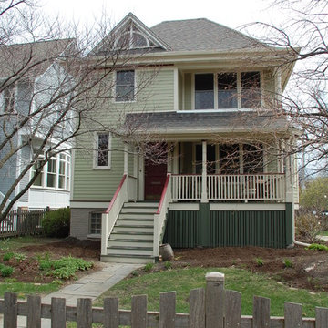 Chicago, IL Farm House Exterior Remodel Project