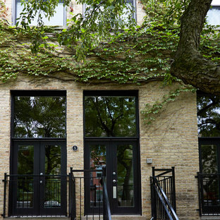Chicago Lincoln Park Old Banjo Factory turned Townhouse