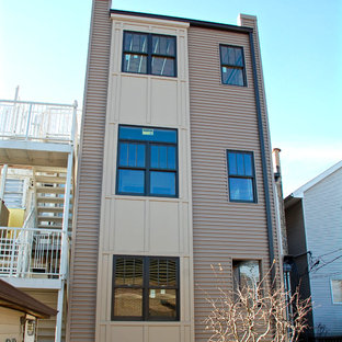 Chicago Multi-Family Remodel Marvin Ultimate Windows & Hardie Siding