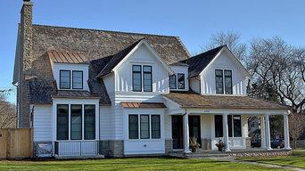 Chicago North Shore Custom Home