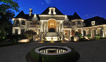 Chicago Suburban Estate Landscape Lighting