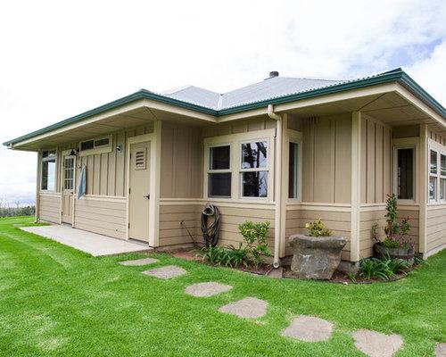 Houzz Traditional Hawaii Exterior Home Design Ideas