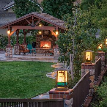 Chino Hills Backyard Remodel