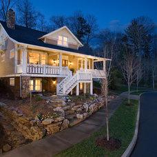 Traditional Exterior by Thomas Lawton Architect