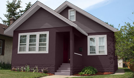 Exterior Color On Houzz Tips From The Experts