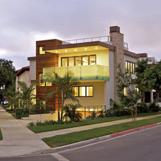 Modern Exterior by Christian Rice Architects, Inc.