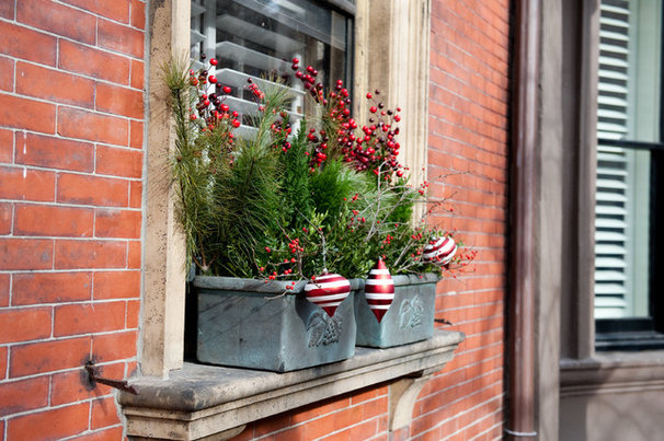 Eclectic Exterior by Mary Prince Photography