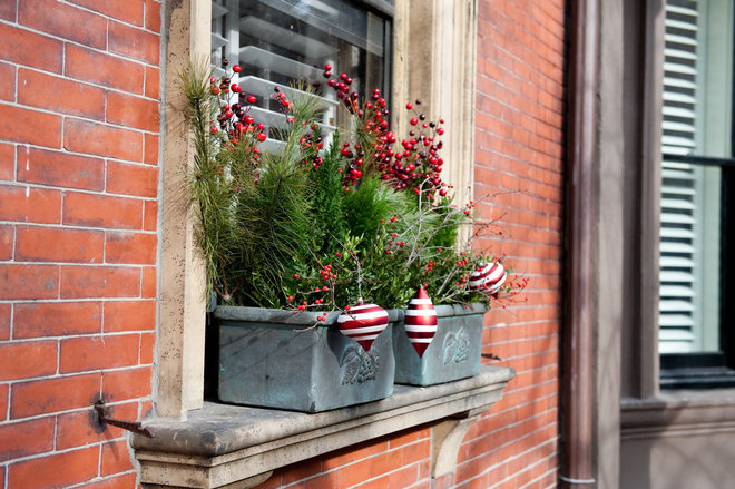 Eclectic Exterior by Mary Prince