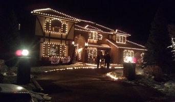 Christmas Light Installation Denver CO