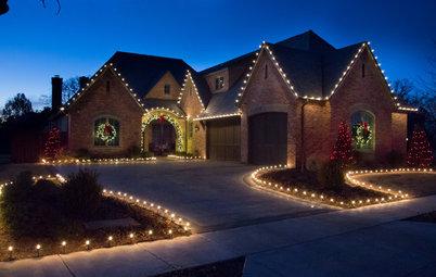 Conseils de pro pour installer votre éclairage de Noël