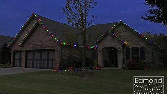 Christmas Lights Edmond