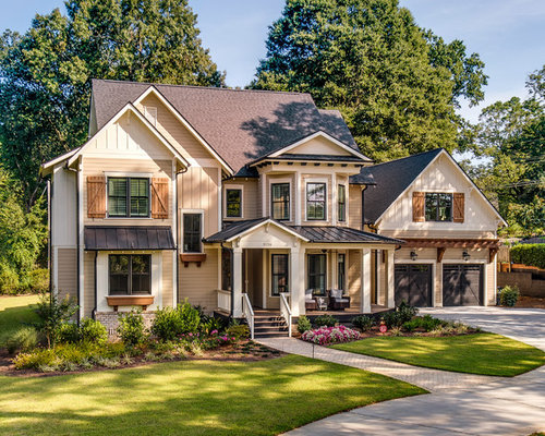 Kolby Construction Charlotte: Stained Shutters