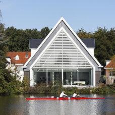 Modern Exterior by Ruud Visser Architectuur