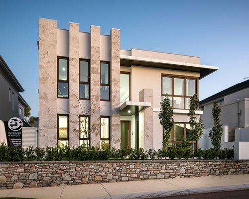 Minum cove concept home perth wa contemporary exterior perth - Churchlands Private Residence