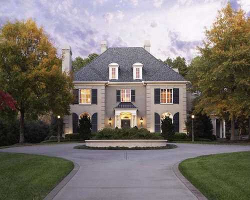 Stucco Colors Exterior. Great Interesting Design Of The Exterior ...