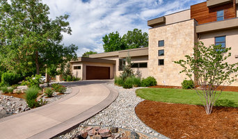 City of Boulder Custom home