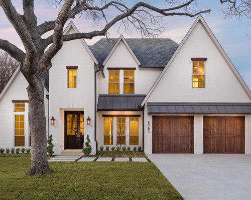 Best Transitional Exterior Home Design Ideas & Remodel Pictures