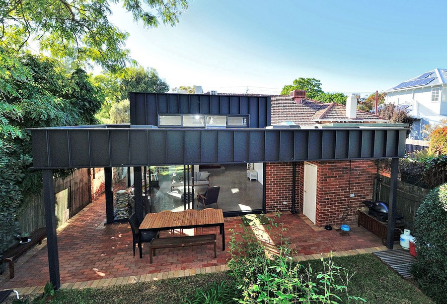 Claremont - Extension and Renovation