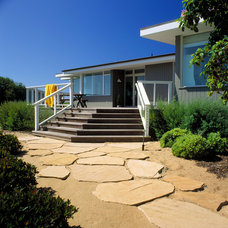 Beach Style Exterior by Neumann Mendro Andrulaitis Architects LLP