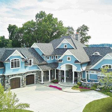 Classic Lake House