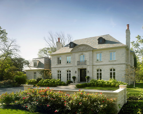French style home houzz French style homes