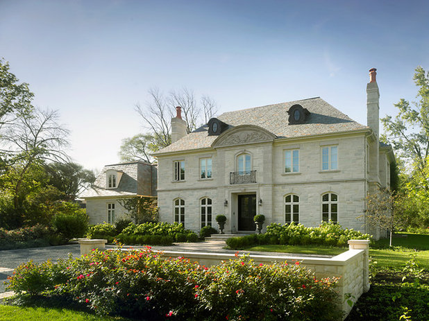 Roots of style french eclectic design continues to charm for Traditional country homes