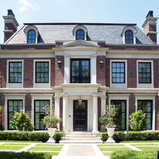 Traditional Exterior by SKR Homes