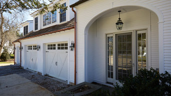 Classical Craftsman Home Addition