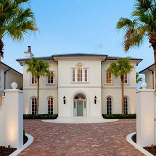 Classically inspired Seaside Estate
