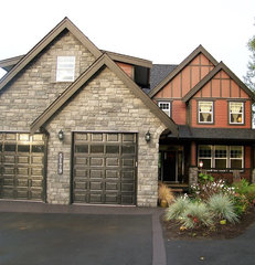 traditional exterior by Clay Construction Inc.