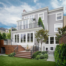 Traditional Exterior by Sutro Architects