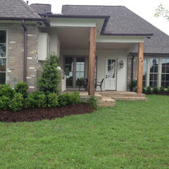 traditional exterior by Brandon Craft Developments, LLC