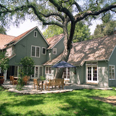 Traditional Exterior by Reaume Construction & Design