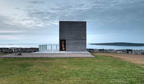 All the Possibilities: 4 Homes at the Edge of the Earth
