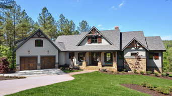 Cliffs At Keowee Springs Model Home- Appalachian