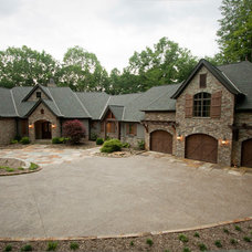 Traditional Exterior by Bergeron Custom Homes, LLC