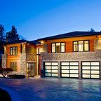 Douglas Lee Residence Craftsman Exterior Vancouver
