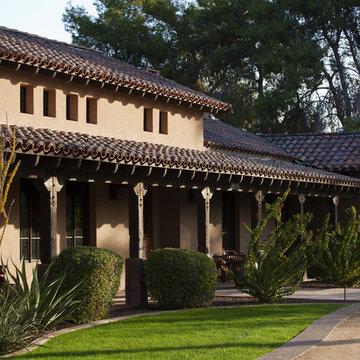 Cline Residence