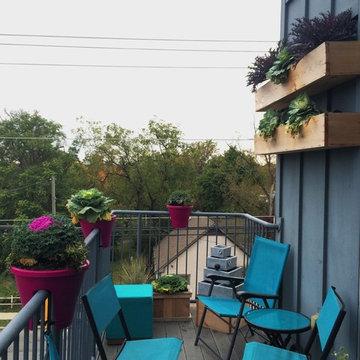 Clintonville Balcony Project