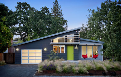 Nail Your Curb Appeal: Midcentury Style
