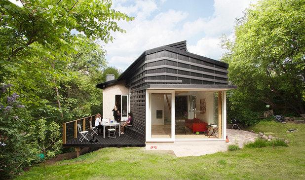 Skandinavisk Hus & facade by LASC Studio
