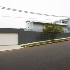 Contemporary Exterior by TDDP architects