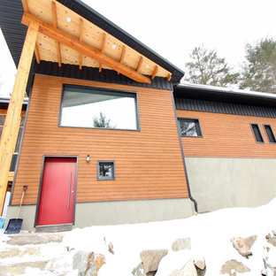 CLT (Cross Laminated Timber) Home